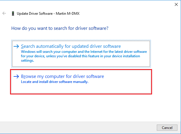Microsoft Verify Digital Signature Driver Issue - M-PC