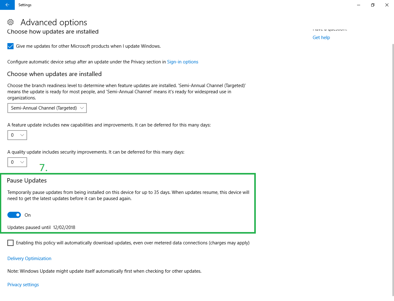 Warning! Windows Security Update KB405689# blocks M-PC